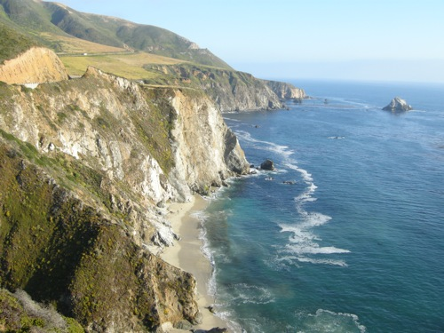 near bixby bridge