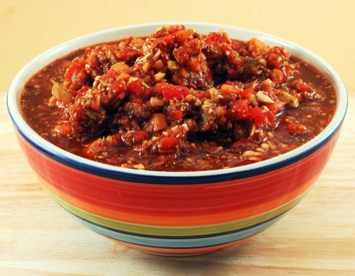 photo of Raw Chili