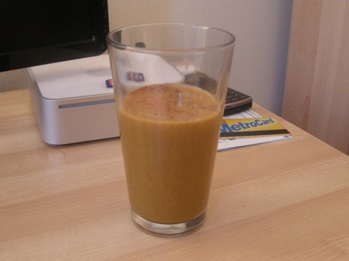 photo of Pumpkin Pie Smoothie