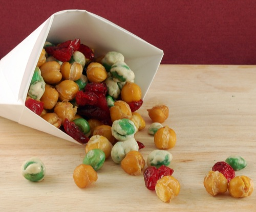 Picture of Cranberry Wasabi Trail Mix