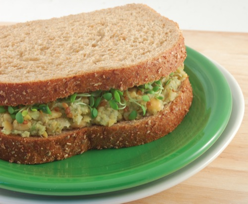 photo of Mock Tuna Salad