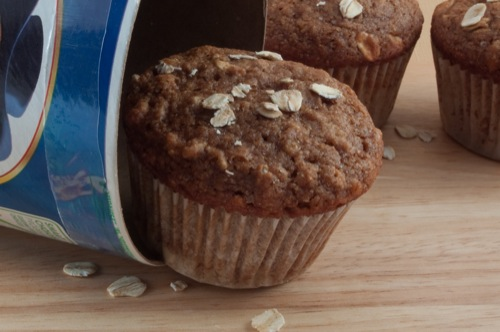 photo of Apple Crisp Muffins