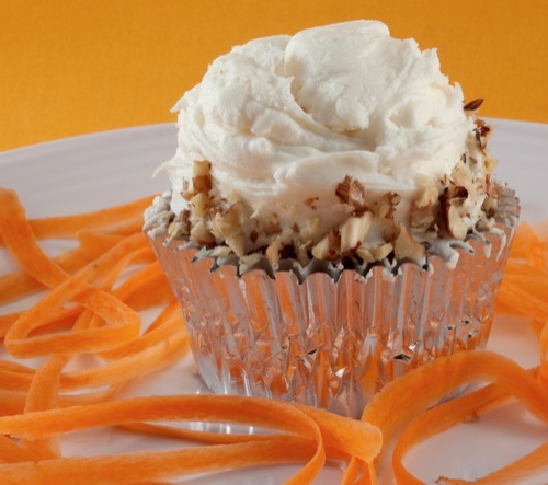 Picture of Carrot Cake Cupcakes