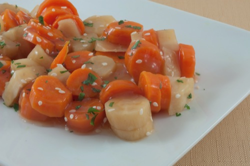 Picture of Maple Glaze Vegetables