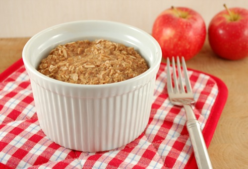 Picture of Single-Serving Baked Oatmeal