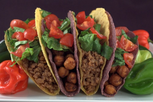 photo of Chickpea Tacos