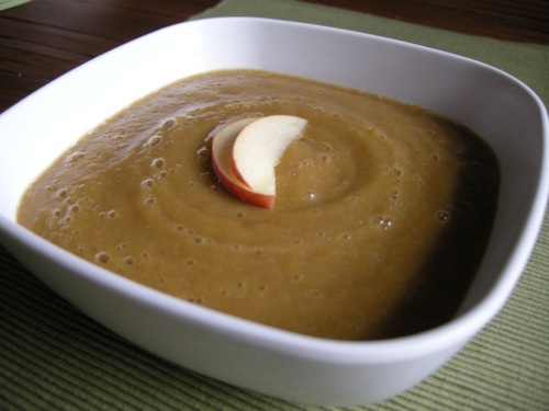 photo of Acorn Squash & Apple Soup