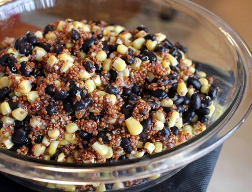 photo of Aztec Corn Salad