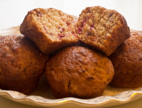 photo of Cran-Orange Muffins