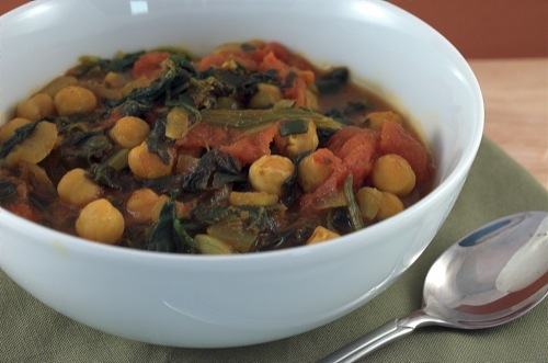 Picture of Chana Palak Masala
