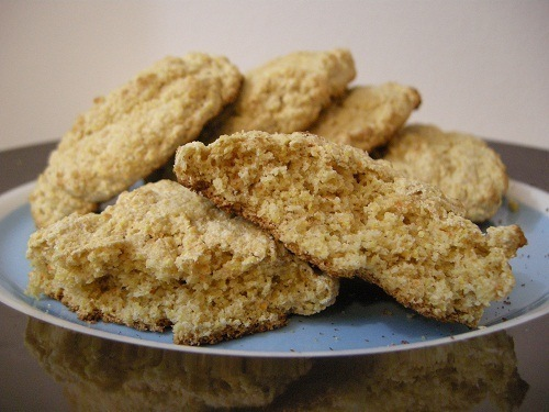 photo of Maple Cornmeal Biscuits