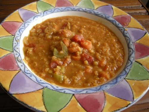 photo of Moroccan Lentil Soup