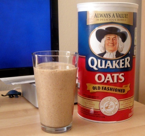 Picture of Oatmeal Cookie Smoothie