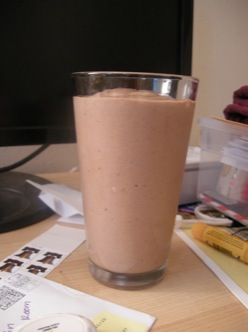 photo of Peanut Butter Cup Smoothie