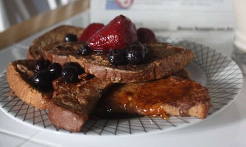 photo of Gingerbread French Toast