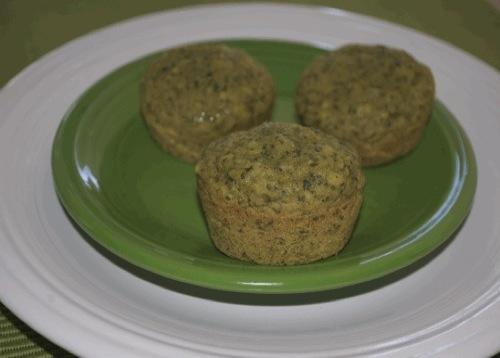 photo of Green Gobblin Muffins