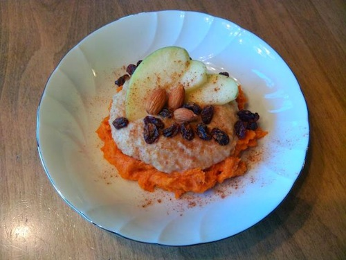 picture of Peanutty Sweet Potato recipe from the Meal Plans