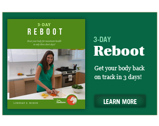 3-Day Reboot & 10-Day Cleanse and Immersion