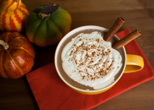 Picture of Pumpkin Spice Latte Recipe