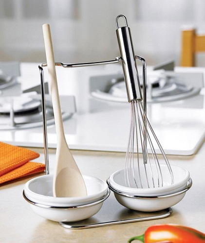 Baking perfection troubleshooting tips how to get the baking results you want video happy - Unique kitchen utensil holder ...