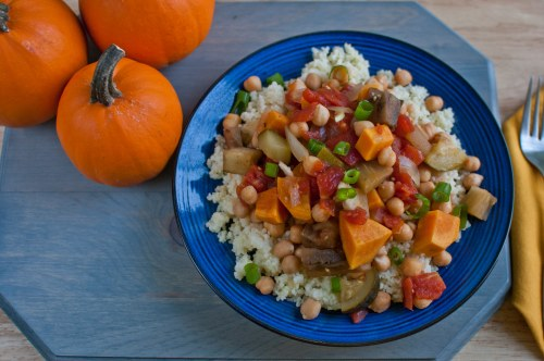 NEW & IMPROVED MEAL PLAN! + West African Vegetable & Peanut Stew ...