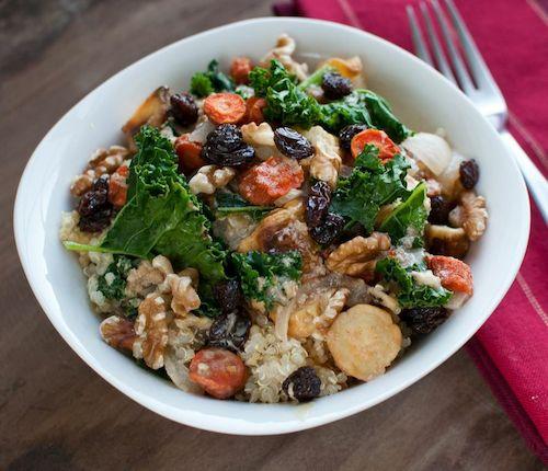 ... Kale Salad, Blender Black Bean Soup, Sweet Potato Biscuits & More