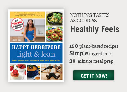 Happy Herbivore Light & Lean Cookbook