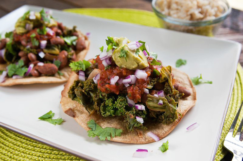 ... Tagine, Chipotle Pinto Beans & Kale Tostadas & More! | Happy Herb...