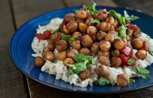 ... Jerk Chickpeas, Potato & Black Bean Burritos & More!   Happy Herb...