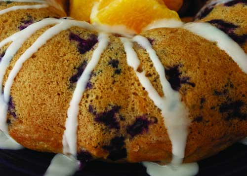 photo of Blueberry Bundt Cake