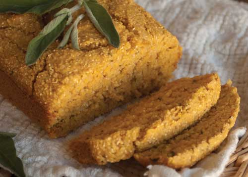 photo of Harvest Cornbread