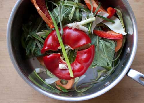 photo of Vegetable Broth