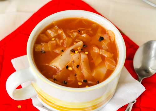photo of Carol's Cabbage Soup